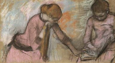 degas 1834 1917 art albums 382281136x edgar degas 1834 1917 jeunes filles regardant un album christie s