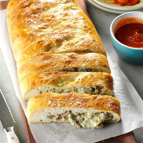 best stromboli recipe cheesy sausage stromboli recipe lakes stromboli and