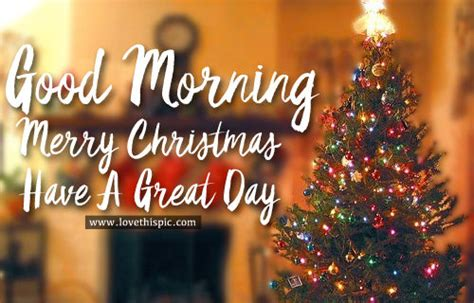 good morning merry christmas   great day pictures   images  facebook