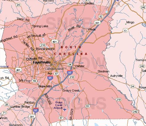 Cumberland County Nc Search Bridgeton Carolina Ford