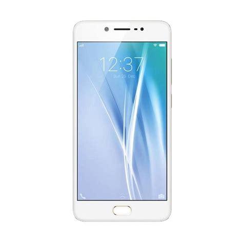 Vivo V5s 64 Gb Gold jual vivo v5s smartphone gold 64gb 4gb free flashdisk