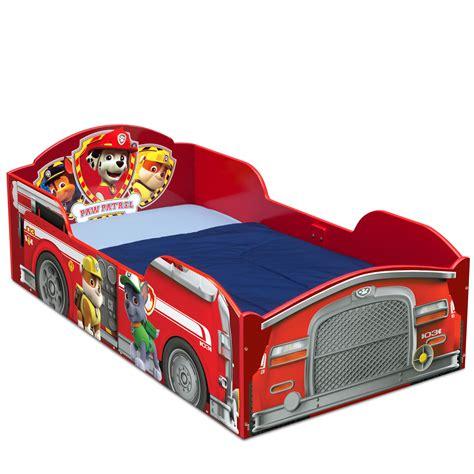 paw patrol bed nick jr nick jr paw patrol wood toddler bed baby