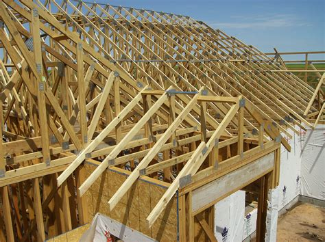 Roof Construction Cost How Much Do Trusses Cost An Approximate Guide