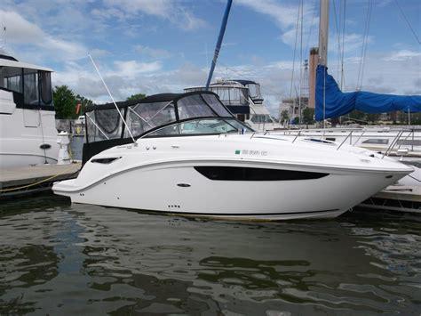 boat loans green bay wi 2014 sea ray 260 sundancer power boat for sale www