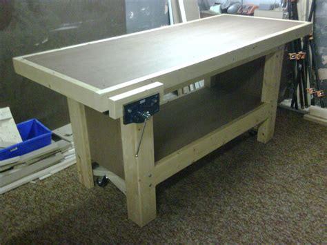 woodsmith workbench  cottagedreamer  lumberjockscom