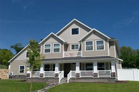 house plan printing craftsman home plan with 3d printing option house plan 187 1001