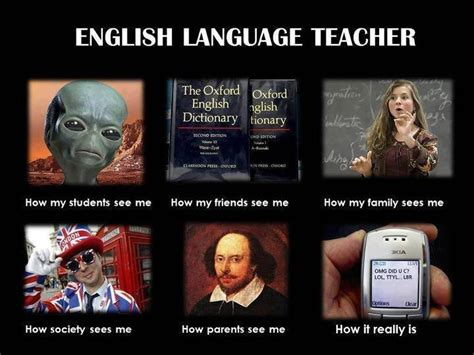 English Teacher Memes - english 06 facebook memes