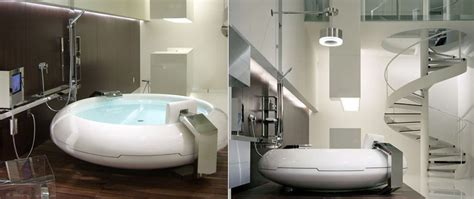 awesome bathtubs awesome bathtub by japan based spiritual mode interior design ideas