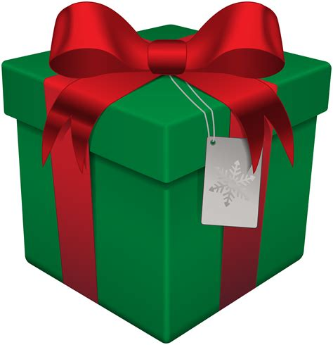 presents clip gift clipart green present pencil and in color gift
