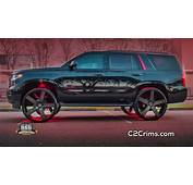 Cadillac Escalade On 26quot Heavy Hitters HH12 Wheels Vehicles