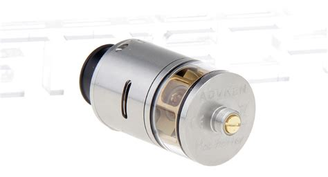 Mad Hatter 24 Rdta Atomizer Black Authentic 25 26 authentic advken mad hatter rdta rebuildable