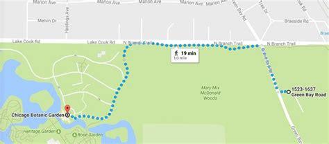 Chicago Botanic Garden Bike Trail Botanic Garden Bike Trail Garden Ftempo