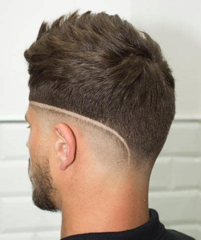 men hairstyles with lines fade haircut mens fade haircuts 54 cool fade haircuts for men and boys