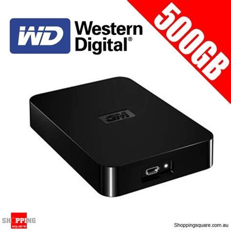 Hdd External 500gb Western Digital western digital 500gb 2 5 usb 2 0 external portable drive shopping shopping