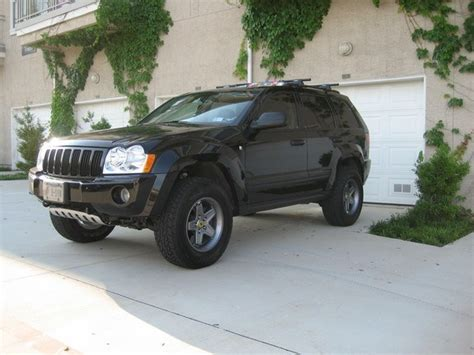 2005 Jeep Grand Lifted Red Raider911 2005 Jeep Grand Specs Photos