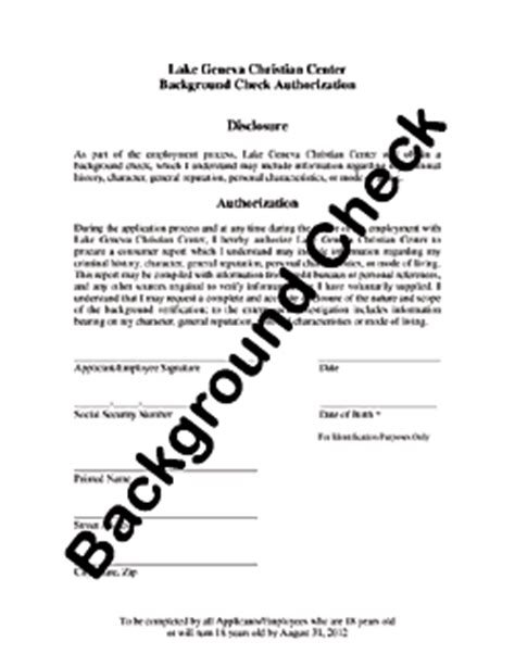 Offer Letter Before Background Check Extensive Criminal Background Check For Employment In California