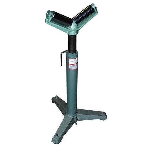 vestil adjustable 26 in to 36 in v shaped range roller