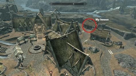 player house in whiterun at skyrim nexus mods and community