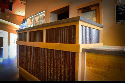 Interior Corrugated Metal Wall Panels   Metal DIY, Design