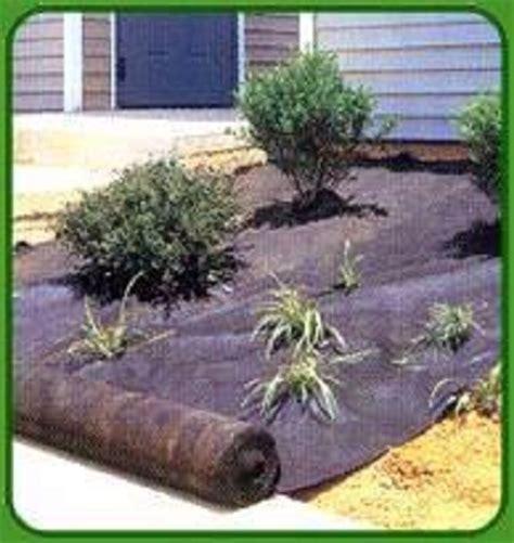 Landscape Fabric Erosion Nature S Design Landscaper Supplies Fabric Erosion