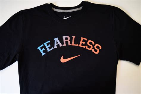 Tshirt Nike One Clothing nike fearless t shirts fearless bookstore