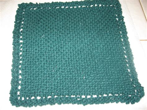 how to knit cotton dishcloths knitted cotton dishcloths simply basic