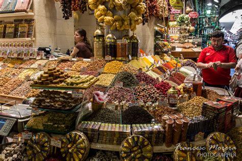 el bazar de los mercados de estambul cuaderno de viajes