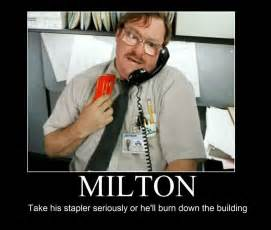 office space milton quotes quotesgram