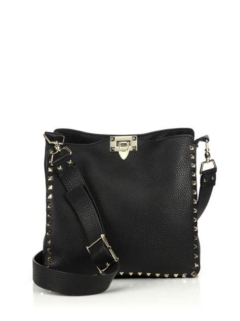 10 Valentino Bags by Valentino Rockstud Utilitarian Small Crossbody Bag In