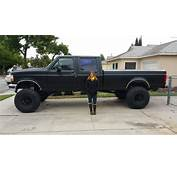 1992 Ford F 350 Crew Cab Long Bed 4x4 10 Lift 37 Tires