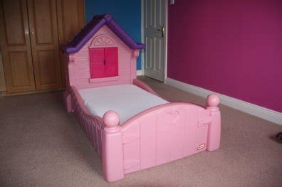 tikes princess cozy cottage bed for sale in