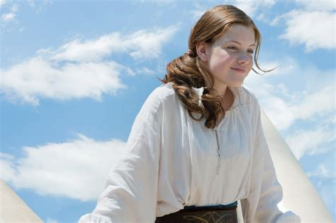 Narnia Film Lucy | new promotional picture of lucy pevensie from dawn treader