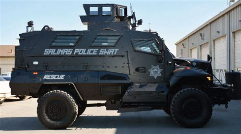 police armored vehicles monterey county grand jury report addresses militarization