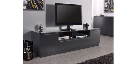Meuble Tv Gris by Meuble Tv Gris Pas Cher Choix D 233 Lectrom 233 Nager