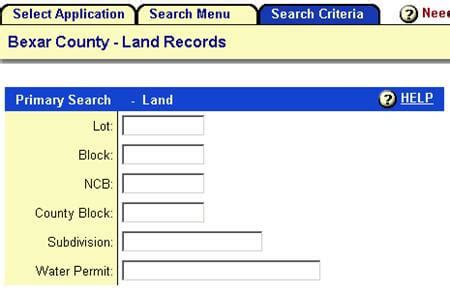 S County Property Records Search How To Research A Property S History Using Bexar County S Free Records Search