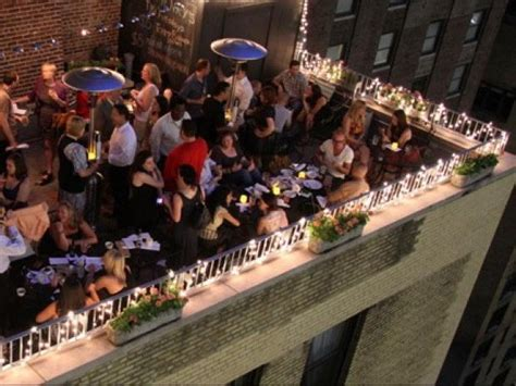 top ten bars in nyc top 10 unpretentious rooftop bars in new york city new