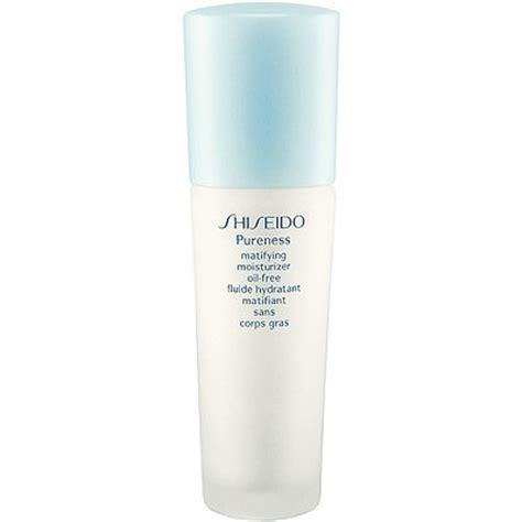 Moisturizer Shiseido pureness matifying moisturizer free ulta