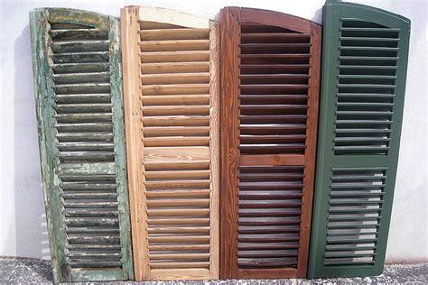restaurare persiane in legno 187 verniciatura legno restauro serramenti