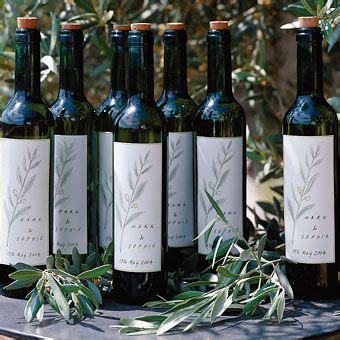 custom labeled olive oil bottles personalized labels a proven 231 al wedding bottle olives and wedding