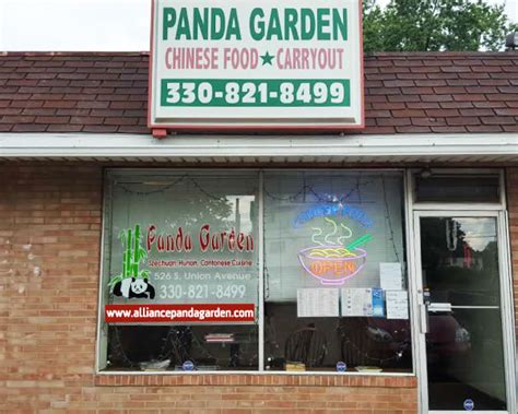 Panda Garden Alliance Ohio panda garden restaurant alliance oh 44601