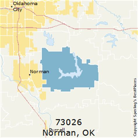 zip code map norman ok best places to live in norman zip 73026 oklahoma