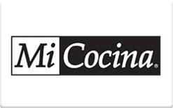 Mi Cocina Gift Card - buy mi cocina gift cards raise