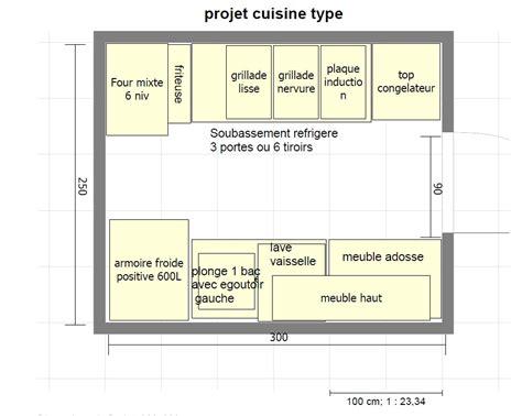 plan cuisine restaurant plan cuisine restaurant normes une cuisine gastronomique