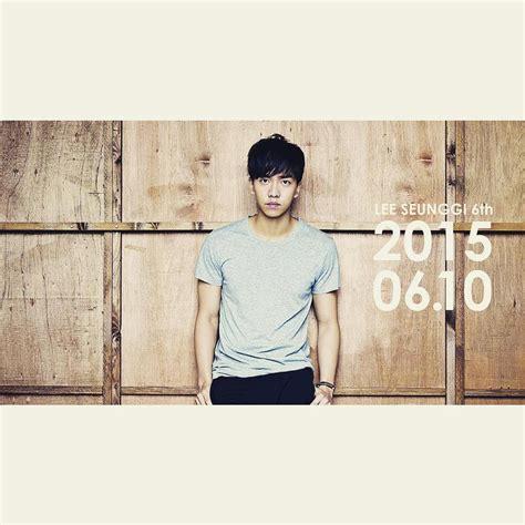 lee seung gi official twitter account 15 05 30 hook opens lee seung gi official instagram