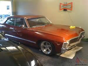 1967 chevrolet impala 4 door supernatural
