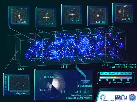 japanese 3d galaxy map confirms einstein was one smart