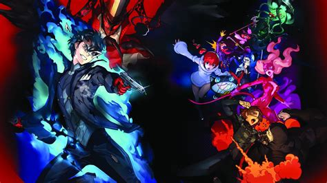 persona  strikers  hd persona  wallpapers hd