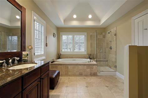 archways and raised ceilings features to put your 50 new home custom luxury bathroom designs