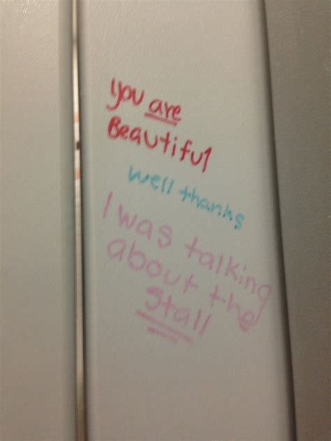 writing on bathroom stalls most funniest things written in bathroom stalls 24 pics