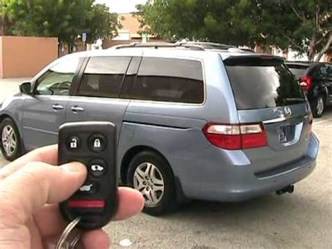 2005 honda odyssey for sale for sale 2005 honda odyssey touring on southeastcarsales